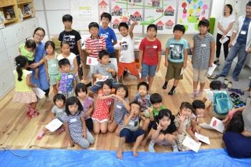【事例紹介】総勢27人の子どもたちが参加!2015年ファミリーデーを開催しました!