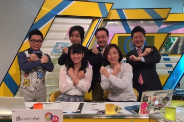 「モーニングCROSS」に代表理事 駒崎が出演しました