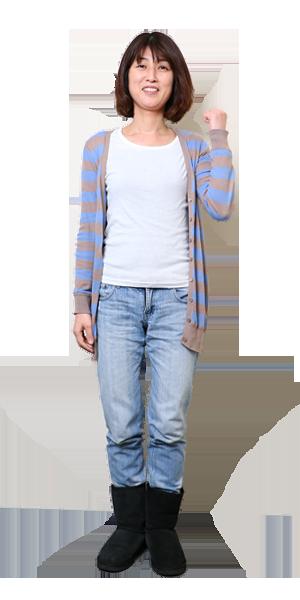 森山 智景(病児保育事業部・訪問看護ステーション ジャンヌ 看護師・サブマネージャー)