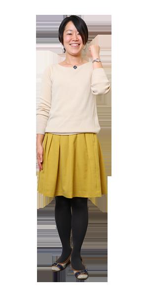 杉山 富美子(病児保育事業部 マネージャー)