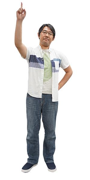 山口 裕介(働き方革命事業部 サブマネージャー)