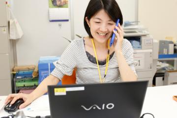 【病児保育事業部】サポートセンタースタッフ(電話対応)