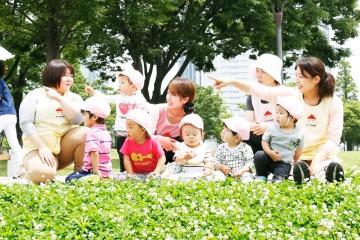 【2018年新卒】保育スタッフ採用