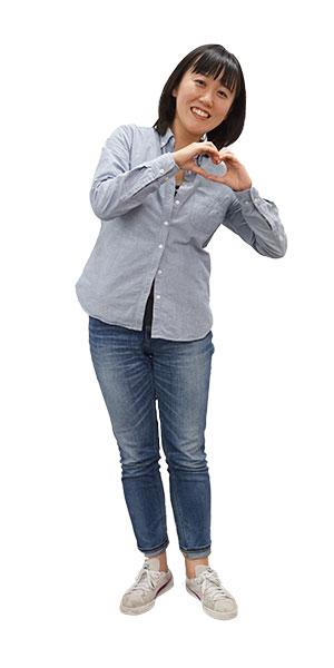 須田 麻佑子(みんなで社会変革事業部 広報)