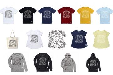 【4/17~4/23】話題のチャリティブランドJAMMINさんの新作Tシャツいよいよ発売開始!