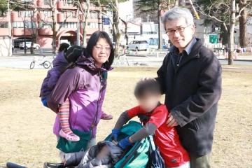 特別養子縁組で3児の親になった夫婦-そして家族になる-