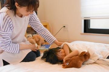 病児保育スタッフ(訪問型)