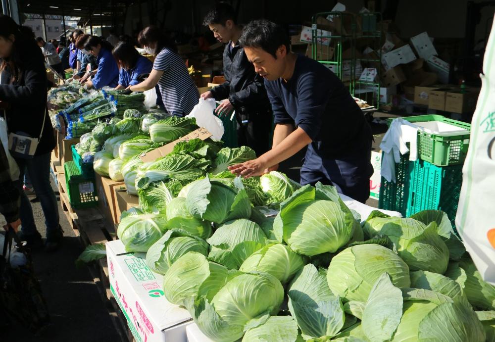 青果市場のイメージ写真