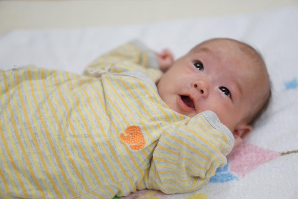 委託された赤ちゃんのイメージ