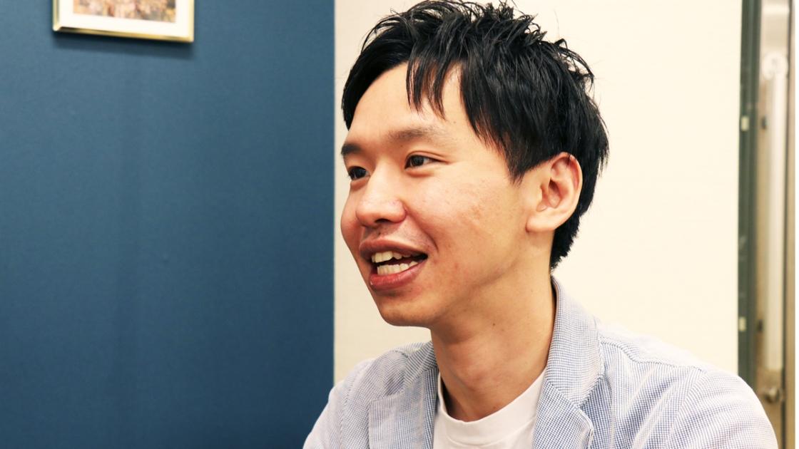 今村亮:認定NPO法人カタリバで、カタリ場事業部など5部門のディレクターをつとめる。