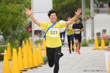 「やってみよう」とフルマラソンに挑戦するしろ先生のはなし