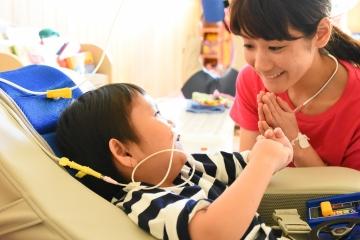 【看護師職】医療的ケア児への訪問支援(障害児保育事業部)