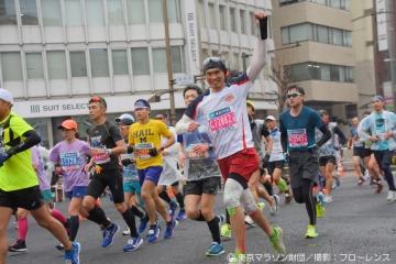 【東京マラソン2019チャリティ大会当日レポート】医療的ケア児の未来のために。チャリティランナーそれぞれの思い