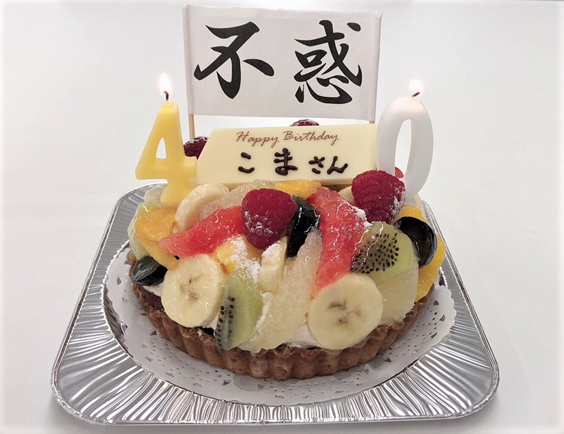ケーキ写真