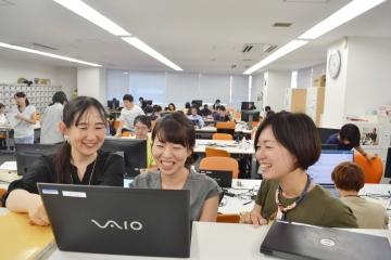 【事務局】システム企画・改善担当(働き方革命事業部)