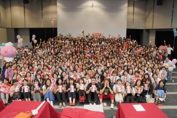 600人を超すスタッフでお祝い!フローレンス15周年社内イベントを開催しました!