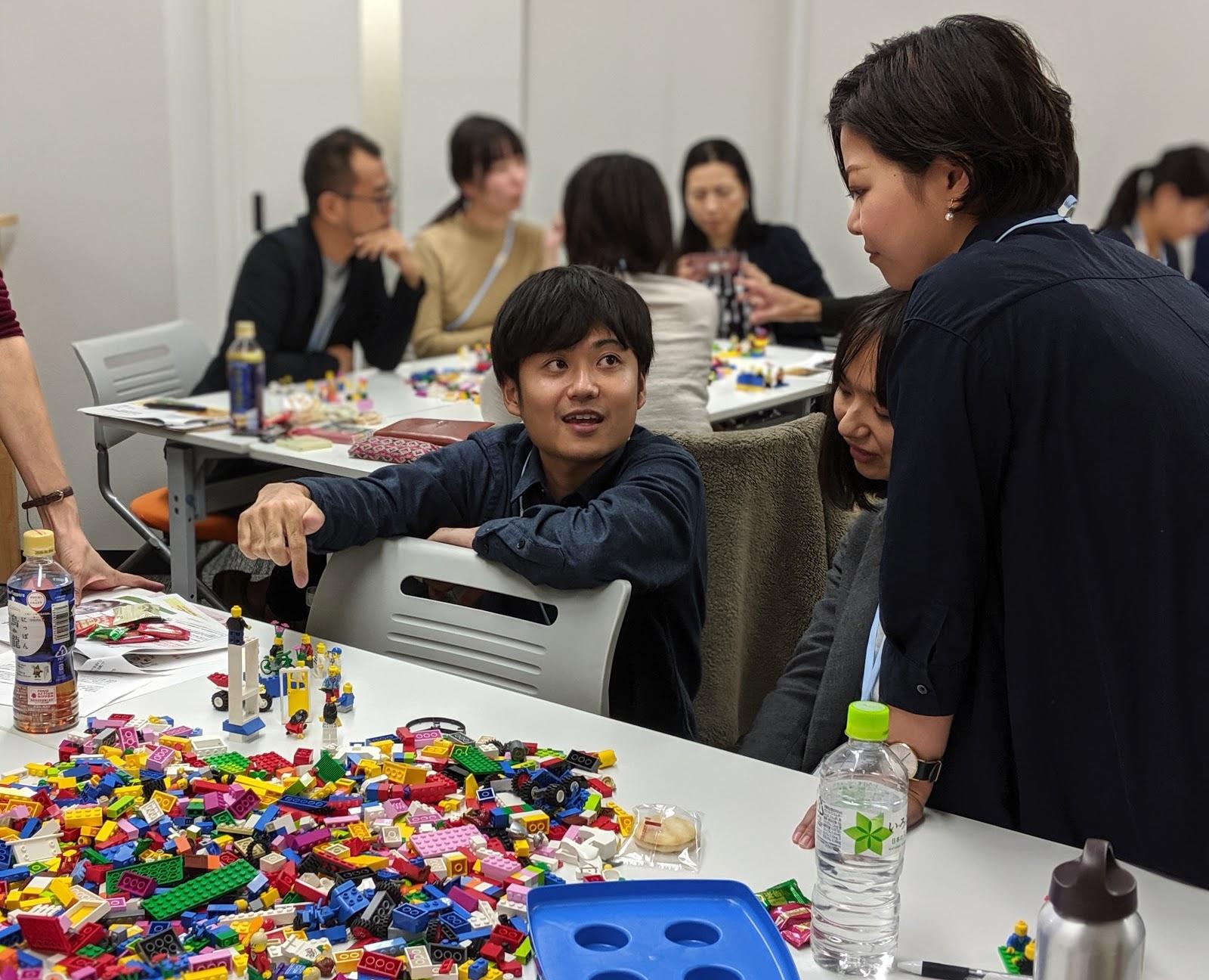 LEGOワーク(写真)