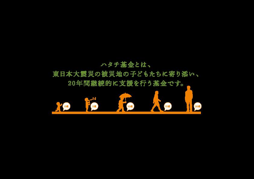 ハタチ基金_成長イラスト