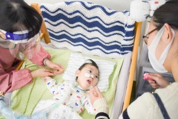【看護師/重度医ケア児訪問保育 エレノア】訪問支援看護師(正社員)