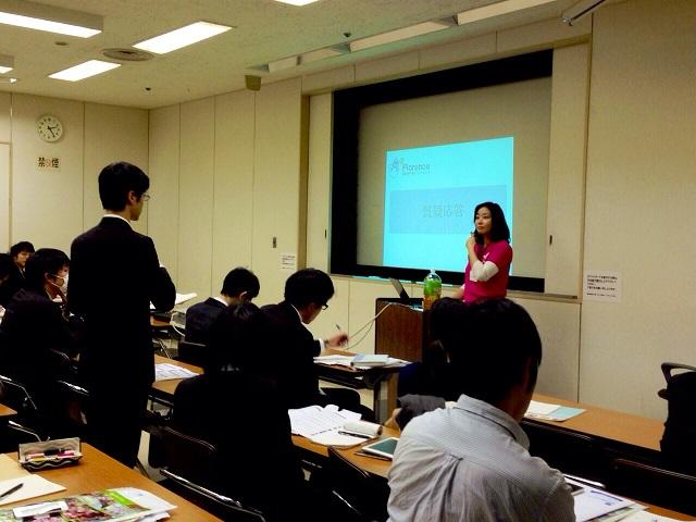 【活動報告】新卒事務局スタッフ 内定式を開催しました!